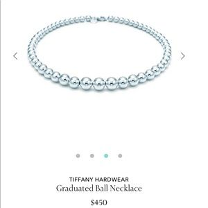 AUTHENTIC TIFFANY NECKLACE!